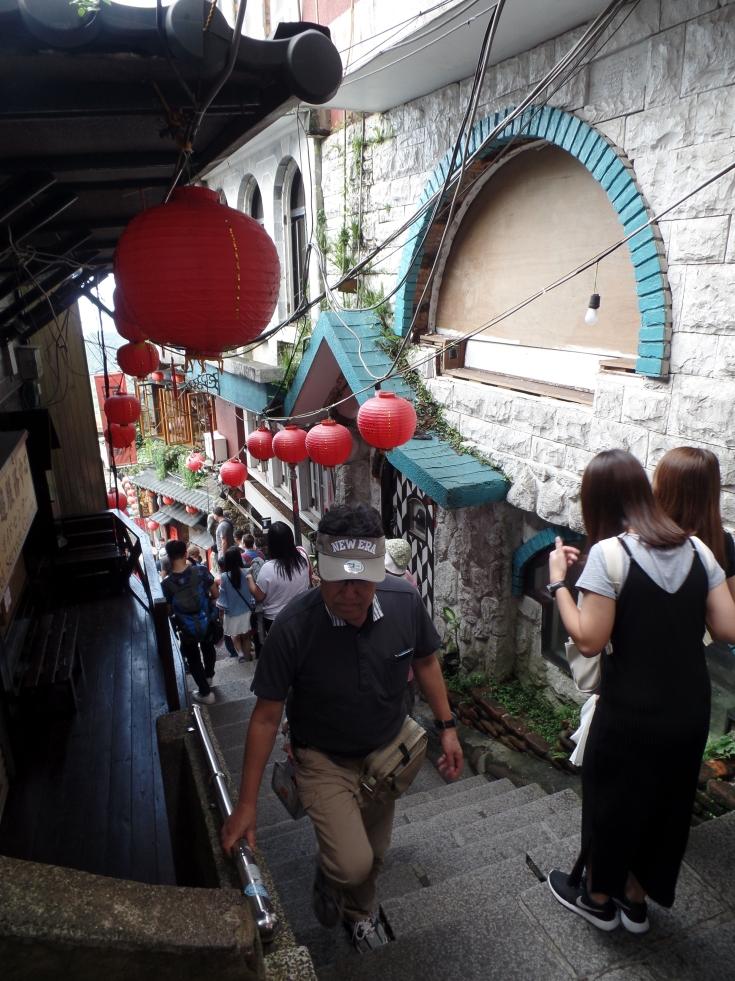 Ulica Shuqi, Jiufen