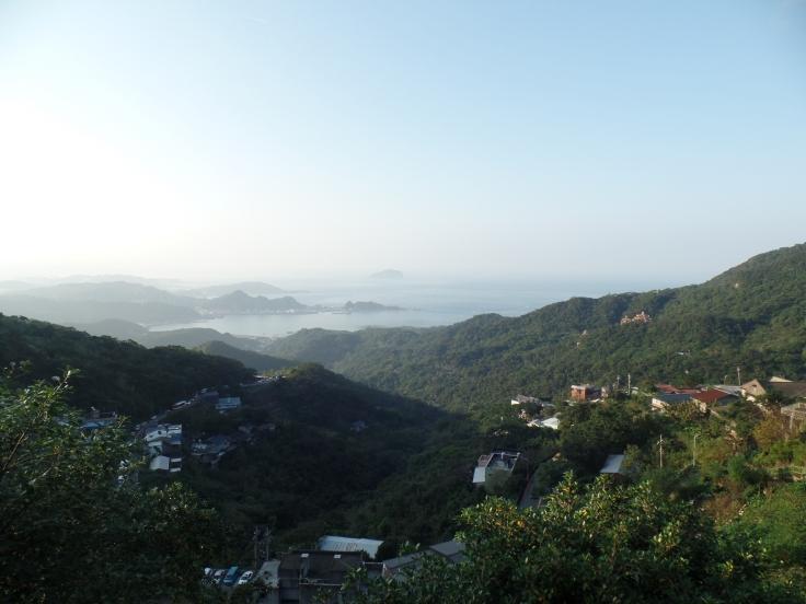 Jiufen, Nowy Tajpej - widoki