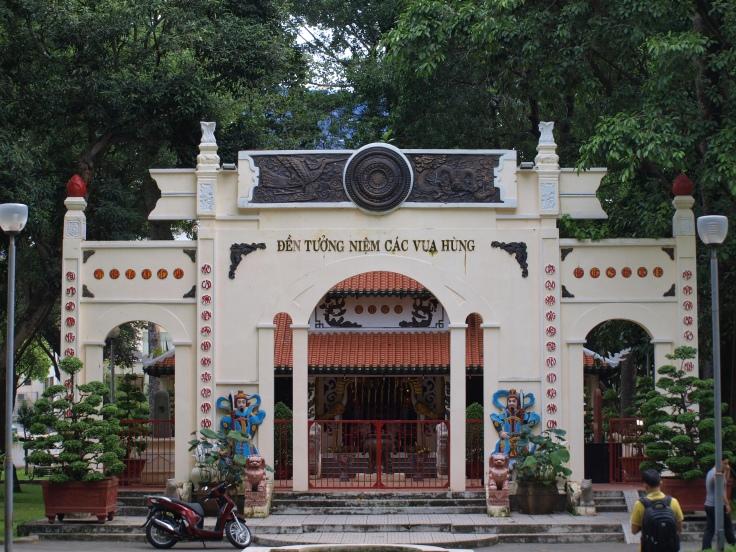 Świątynia wietnamska, Sajgon