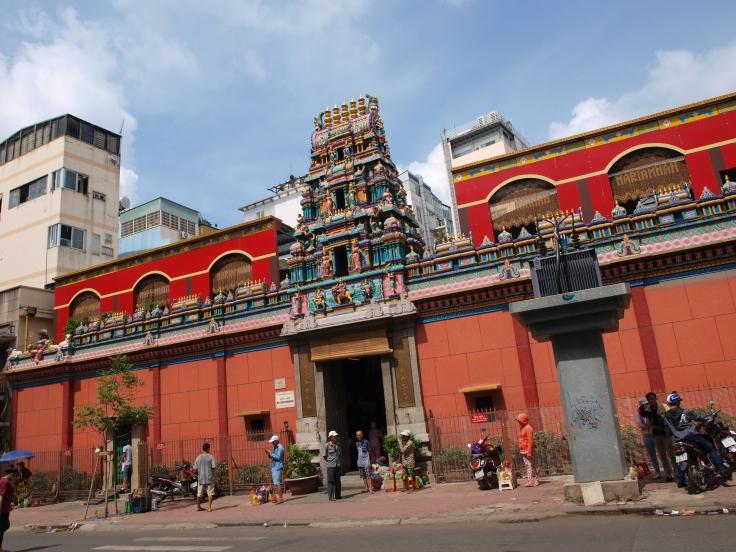 Świątynia Mariamman, Sajgon