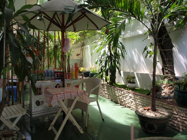 Kawiarnia w Sajgonie