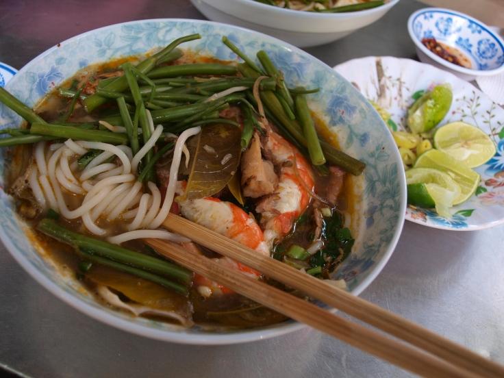 Bun thai u Lunch Lady