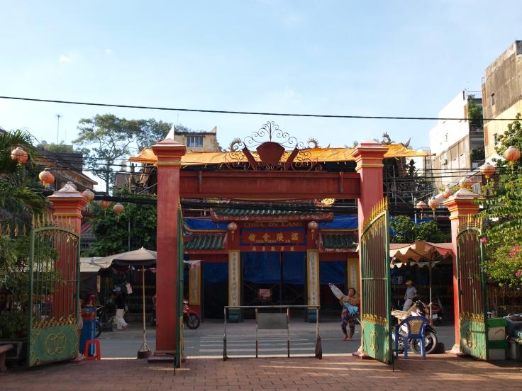 Pagoda Quan Am, Cholon