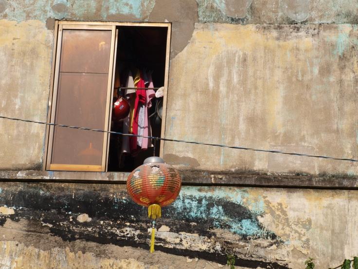 Lampion, dzielnica Cholon w Sajgonie