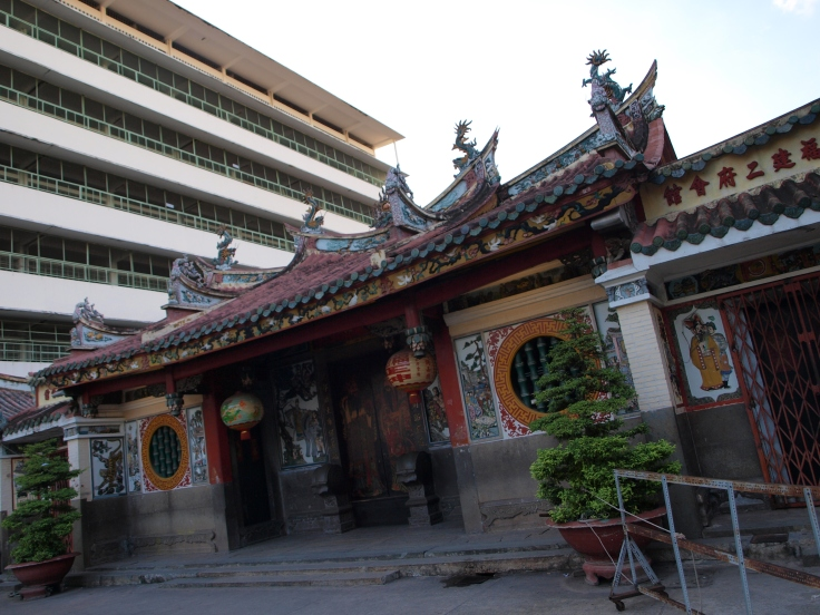 Pagoda Ong Bon