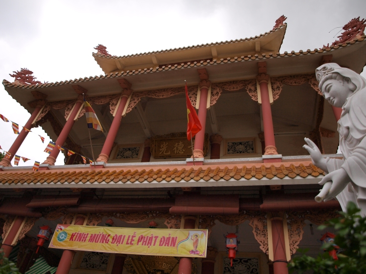 Pagoda Quang Duc, Can Tho