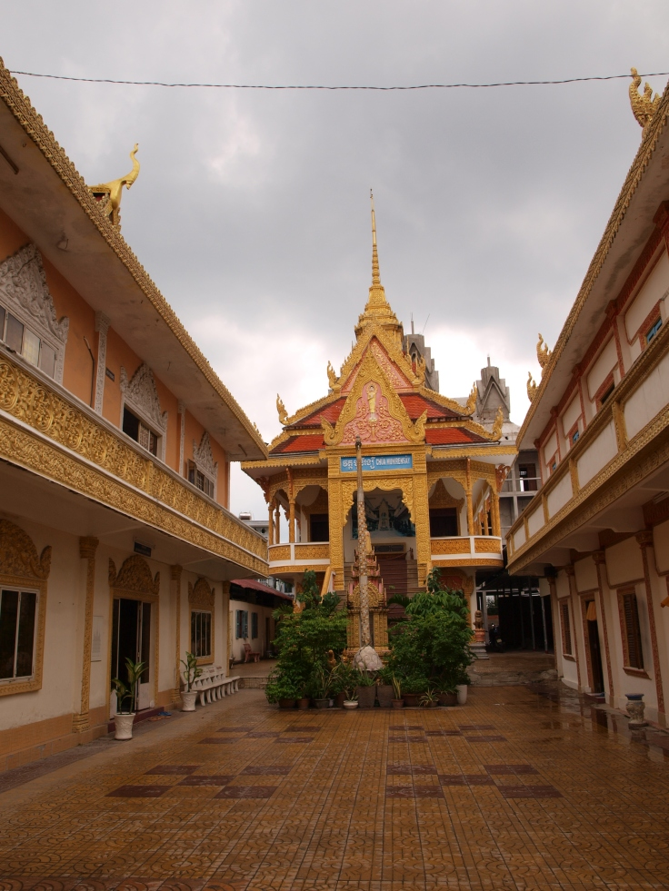 Pagoda Munirangsyaram, Can Tho
