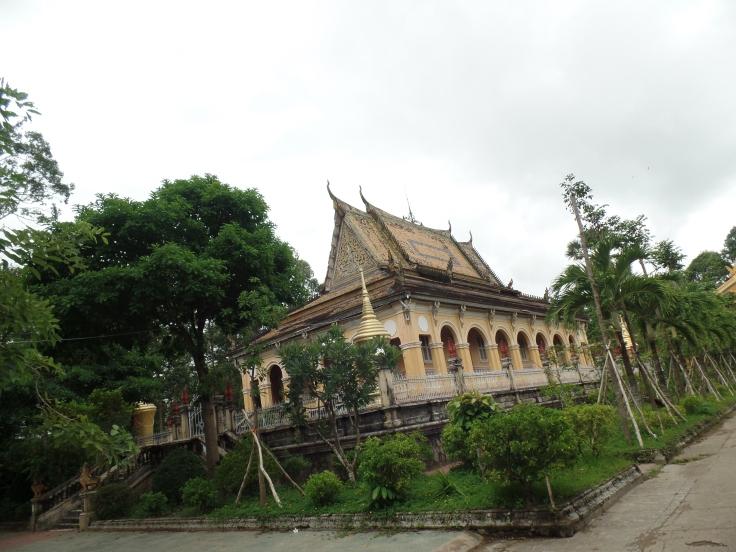 Ong Met Pagoda, Tra Vinh