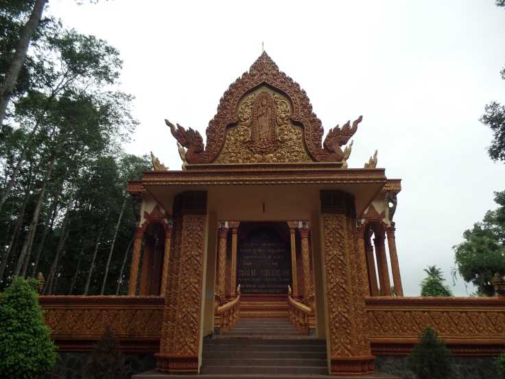 Pagoda Chùa Koskeoseray
