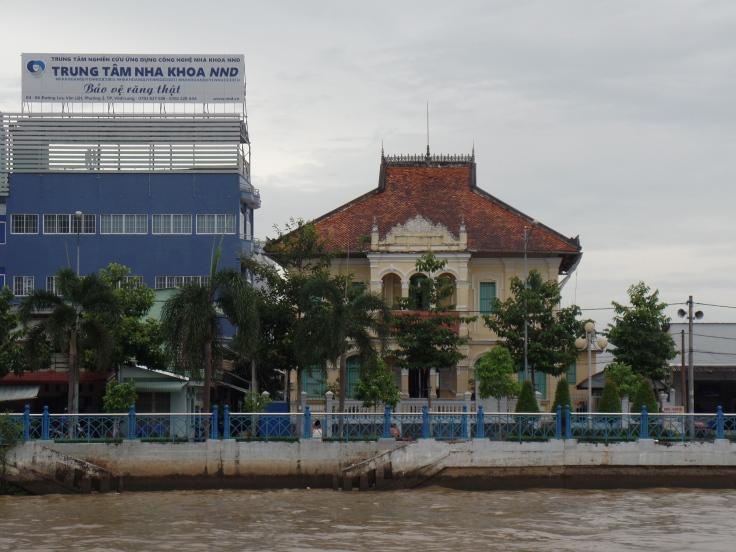 Nad brzegiem Mekongu w Vinh Long