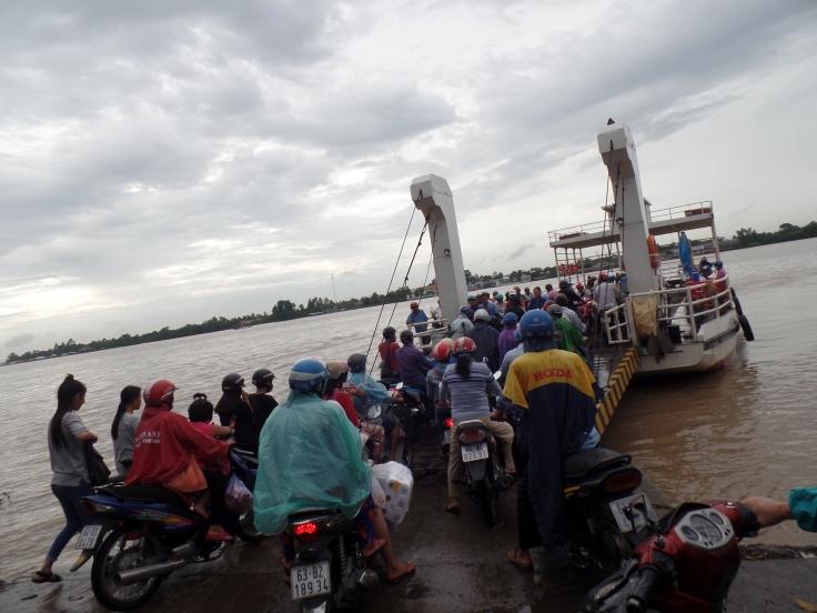 Prom na Mekongu, Vinh Long