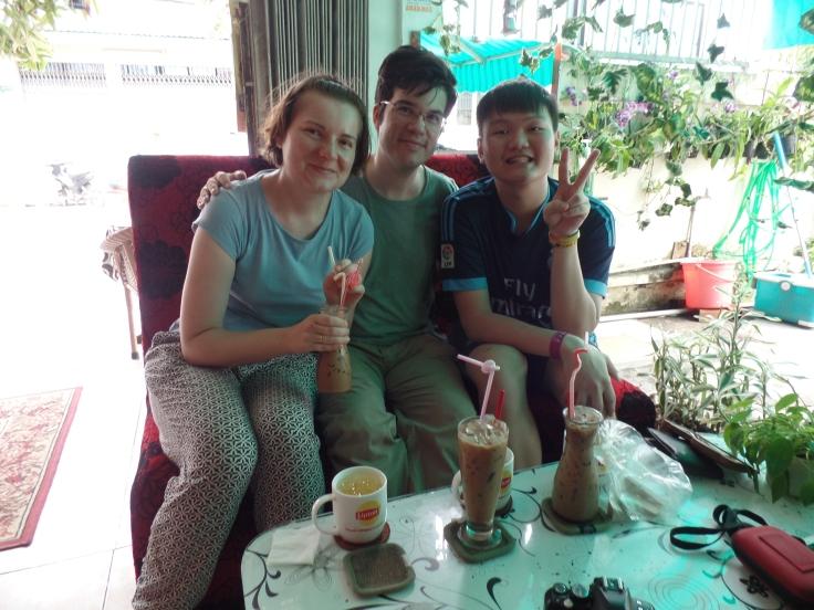 Z Henry'm w Vinh Long