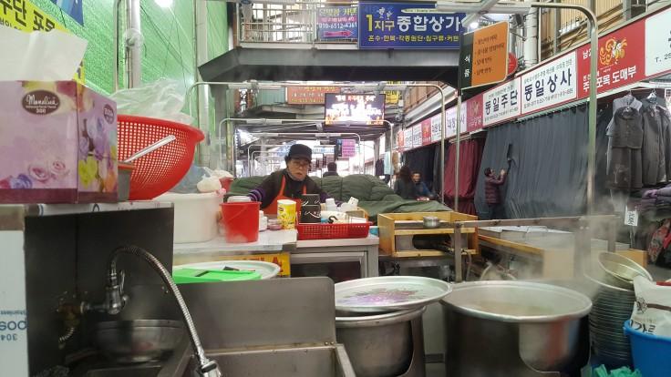 targ w Daegu