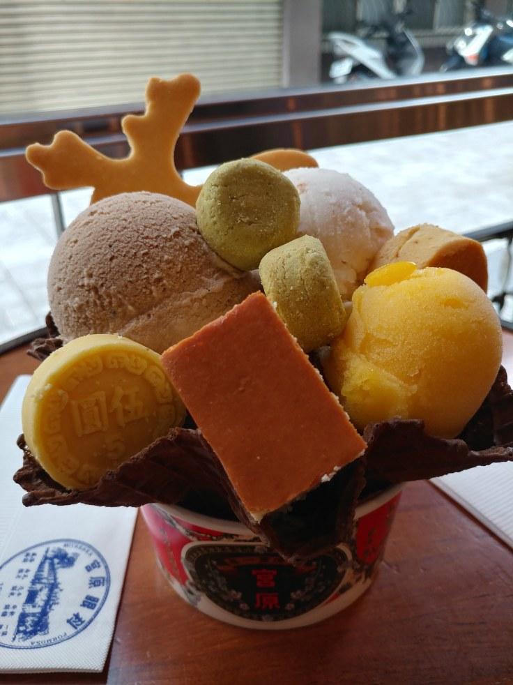 Miyahara - lody