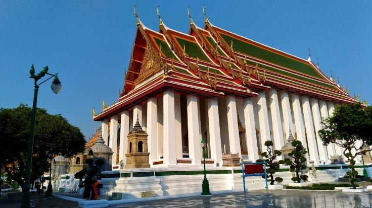 Bot, Wat Suthat, Bangkok